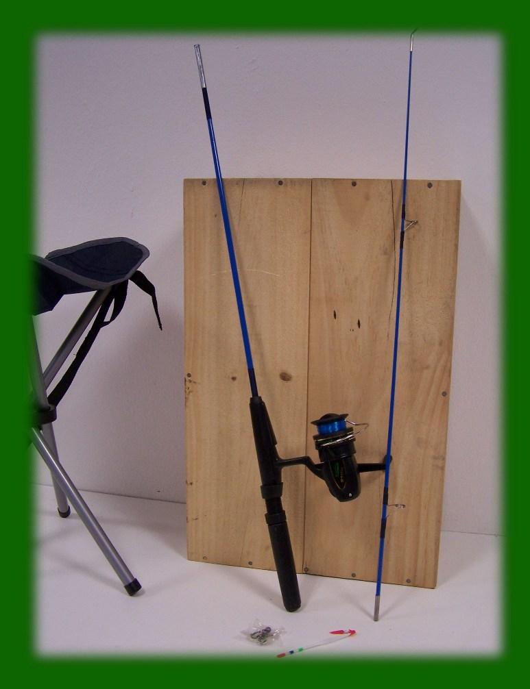 angel starter kit ca a de pescar 1 35 m steckrute ca a de fibra de vidrio bobina gancho de plomo. Black Bedroom Furniture Sets. Home Design Ideas